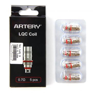 Résistances Artery - LQC Coil pour PAL AIO (x5)