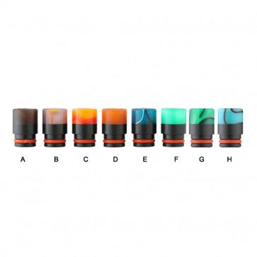 Drip Tip 510 - Acrylique + POM #1