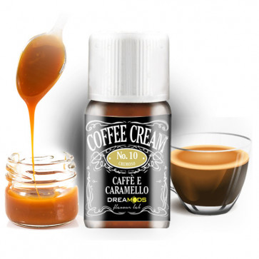 Arôme Dreamods - No.10 Coffee Cream 10ml