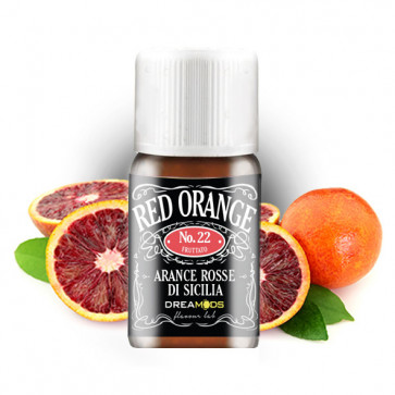 Arôme Dreamods - No.22 Red Orange 10ml