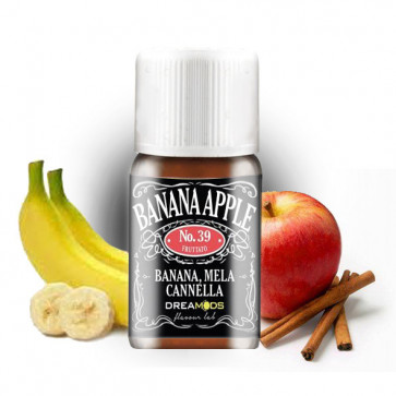 Arôme Dreamods - No.39 Banana Apple 10ml
