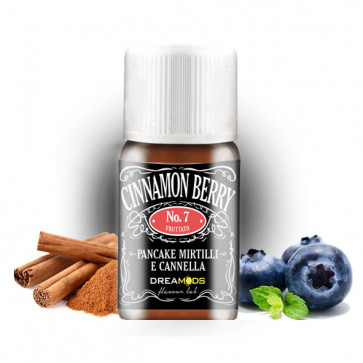 Arôme Dreamods - No.7 Cinnamon Berry 10ml