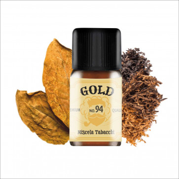 Arôme concentré Dreamods 94 Gold 10ml tabacs blonds
