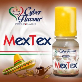 Cyber Flavour MexTex 10ml arome tabac italien