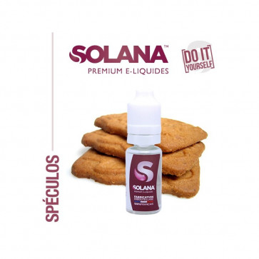 DIY Solana Spéculoos 10ml