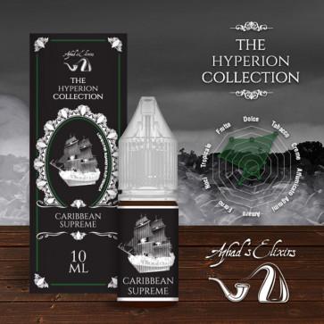 Liquide prêt-à-vaper Azhad's Elixirs 10ml - The Hyperion Collection - Caribbean Supreme