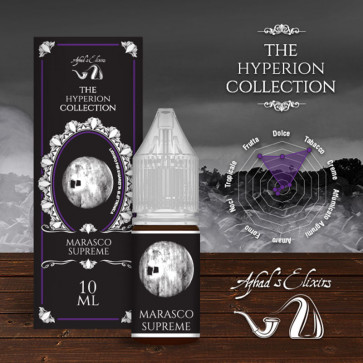 Liquide Azhad's Elixirs 10ml - The Hyperion Collection - Marasco Supreme
