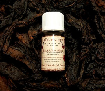 Extrait de tabac La Tabaccheria - Black Cavendish - 10ml
