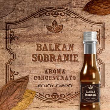 Concentré EnjoySvapo  - Extraits de Tabac 20ml - Balkan Sobranie