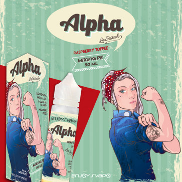 Liquide prêt-à-booster EnjoySvapo Alpha 50ml