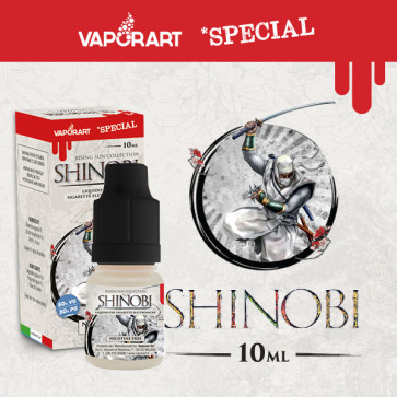 Liquide prêt-à-vaper Vaporart - Special Edition - Shinobi - 10ml