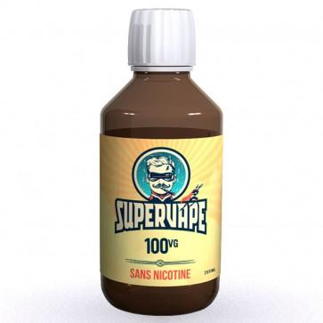 Base 100% VG pas cher supervape 250ml