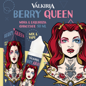 Liquide Prêt-à-Booster Valkiria - Berry Queen - 50ml