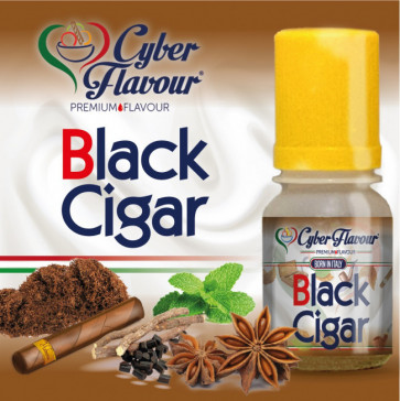 Concentré Cyber Flavour - Black Cigar 10ml