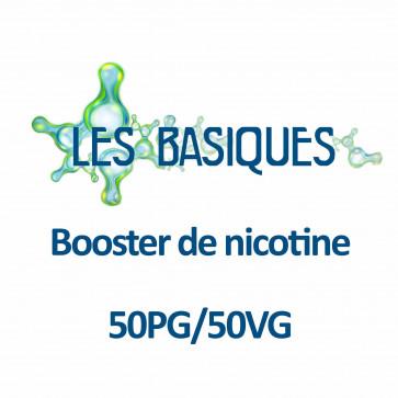 Booster de nicotine Les Basiques 50PG/50VG -20mg/ml