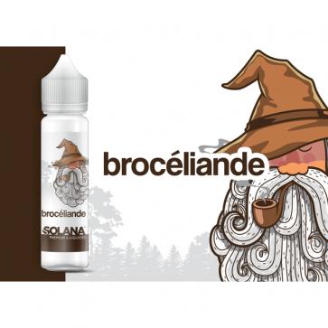 Liquide prêt à vaper SOLANA - Brocéliande