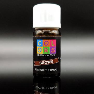 Arôme concentré Clamour Vape 10ml-Brown