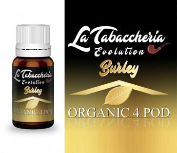 Extrait de tabac La Tabaccheria - Organic 4Pod - Burley 10ml