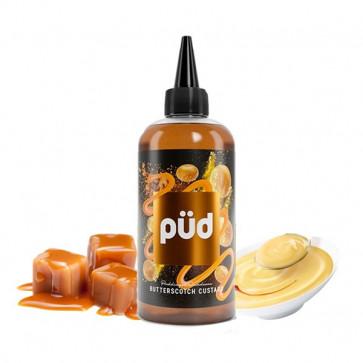 E-liquide Püd Butterscotch Custard by Joe's Juice 200ml