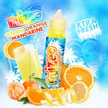 Liquide prêt-à-vaper - Fruizee - Citron Orange Mandarine - 50ml