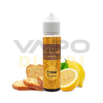 Liquide prêt-à-vaper La Patisserie Française - Citrone - 50ml