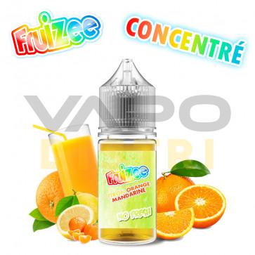 Concentré Fruizee No Fresh - Citron Orange Mandarine - 20ml