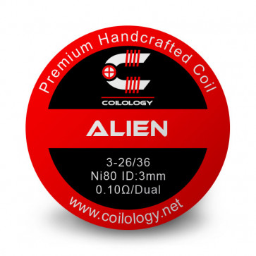 Boite de 2 coils Coilology Alien 3x26+36