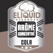 Concentré Eliquid France - Cola - 10ml