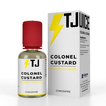 Concentré T-Juice - Colonel Custard 30ml