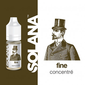 Concentré SOLANA - Fine Tobacco - 10ml