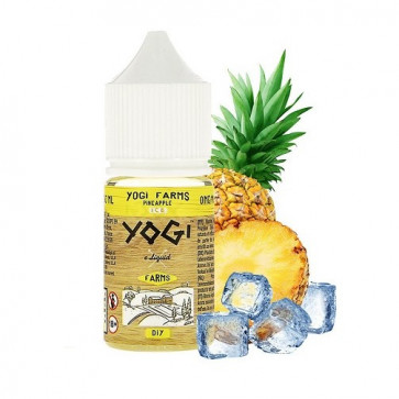Concentré Yogi Farms - Pineapple Ice -30ml