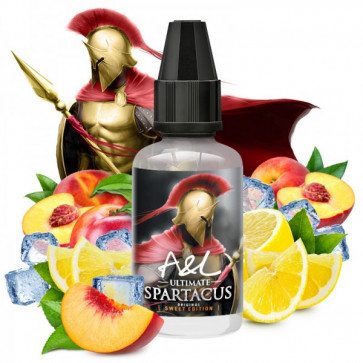 SPARTACUS 30ML ULTIMATE AROME CONCENTRE SWEET EDITION