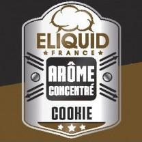 Concentré Eliquid France - Cookie - 10ml