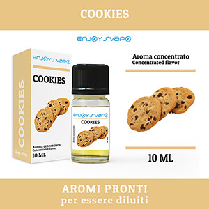 Arôme EnjoySvapo - Cookies 10ml