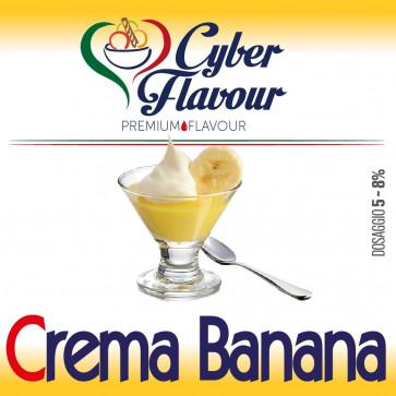 Concentré Cyber Flavour - crème banane 10ml