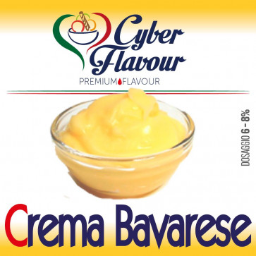 Concentré Cyber Flavour - crème bavaroise 10ml