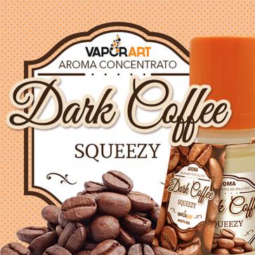 Arôme Vaporart Squeezy - Café Noir - 10ml