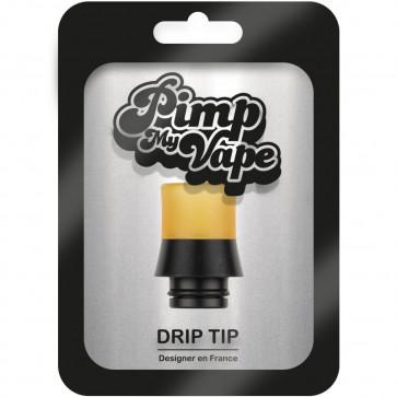 Drip Tip 510 en Ultem et Delrin PVM0006 - Pimp My Vape