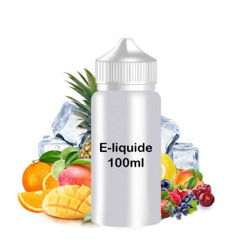 E-liquide fruité frais - 100ml
