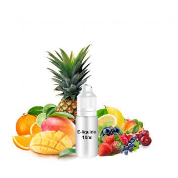 E-liquide fruité - 10ml