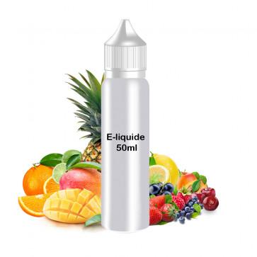 E-liquide fruité - 50ml