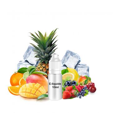 E-liquide fruité frais - 10ml