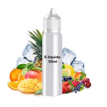 E-liquide fruité frais - 50ml