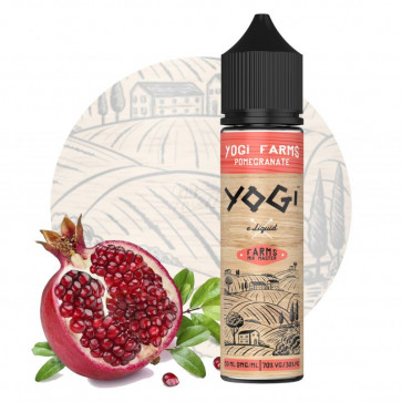 Eliquide Yogi Farms Pomegranate 50ml
