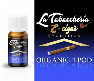 Concentré La Tabaccheria - Organic 4Pod - E-Cigar 10ml