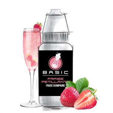 Liquide PAV Bordo2 - Fraise pétillante - 10ml