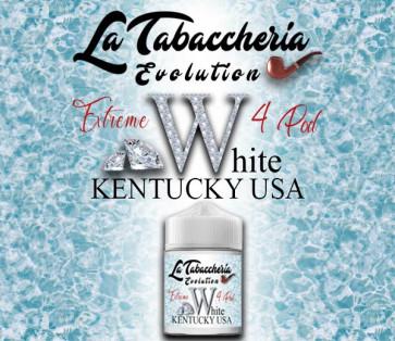 La Tabaccheria - Extreme 4Pod - White Kentucky USA 20ml