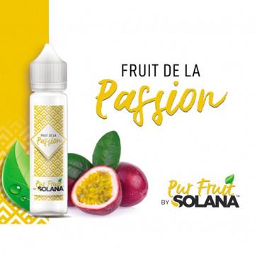 Liquide prêt-à-booster Pur Fruit by Solana - Passion - 50ml