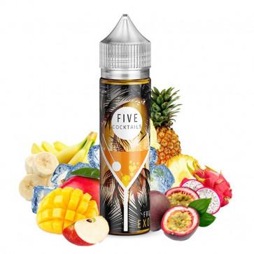 Five Cocktails Fruits Exotic Mangue Ananas Fruit du dragon 50ml VapeFlam