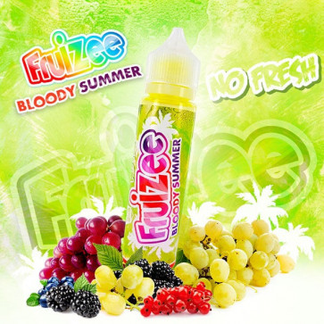 Liquide prêt-à-vaper Fruizee - Bloody Summer No Fresh - 50ml